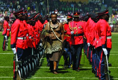LAVISH – Swaziland's King Mswati III has been criticised for an excessive lifestyle while many Swazis live on less than $2 a day.