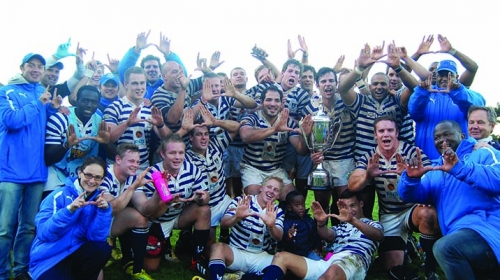 UCT Wins 2013 Intervarsity